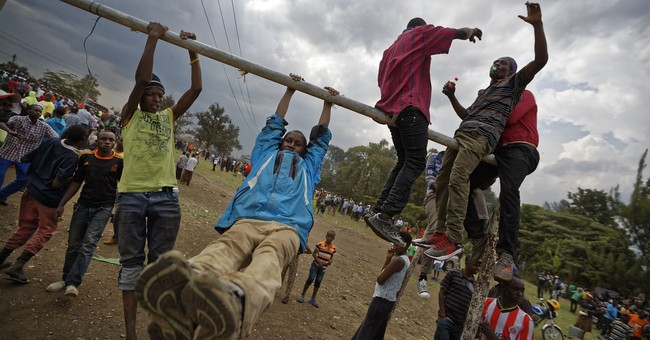 Kenya vote chief says 'difficult' to have credible election