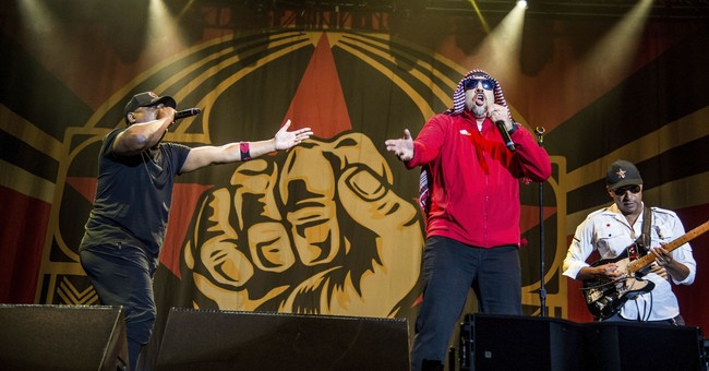 Prophets of Rage hope to be 'soundtrack for the resistance'