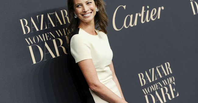 Christy Turlington Burns: model harassment widely tolerated