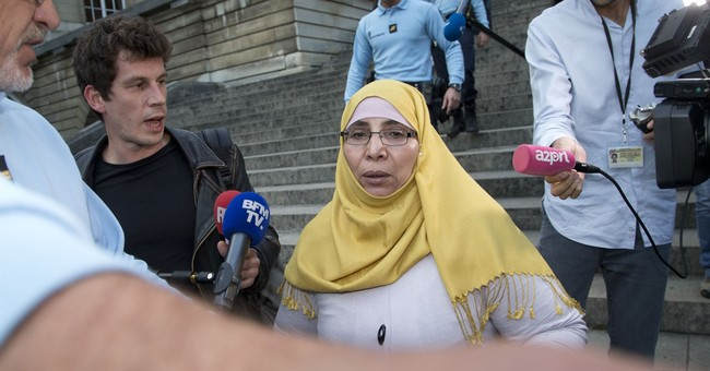 Mother's testimony at France terror trial angers relatives