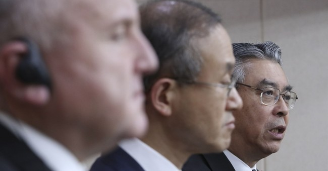 Diplomats from US, S. Korea, Japan discuss N. Korean threat