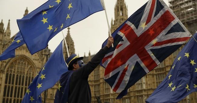 Talk of 'no deal' Brexit rises as divorce negotiations stall