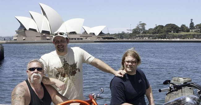 Discovery Channel revives 'American Chopper' after 5 years