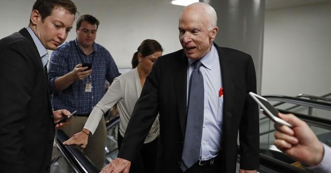 Sen. John McCain to visit daughter on 'The View'