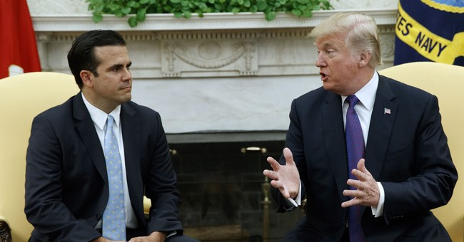 Trump on his Puerto Rico response: 'I'd say it was a 10'