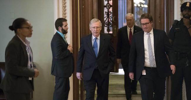 Senate GOP backs budget, clears way for tax overhaul