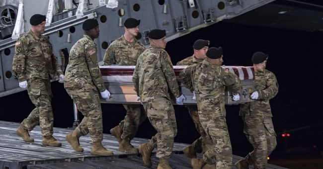 The Latest: Graham says senators to be briefed on Niger