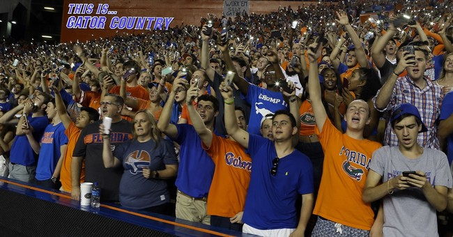 Social media helping college teams start new traditions