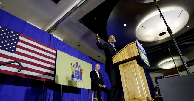 The Latest: Obama speaks at Virginia Democratic rally
