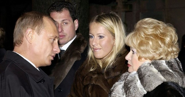 Russian opposition divided over TV host's presidential bid