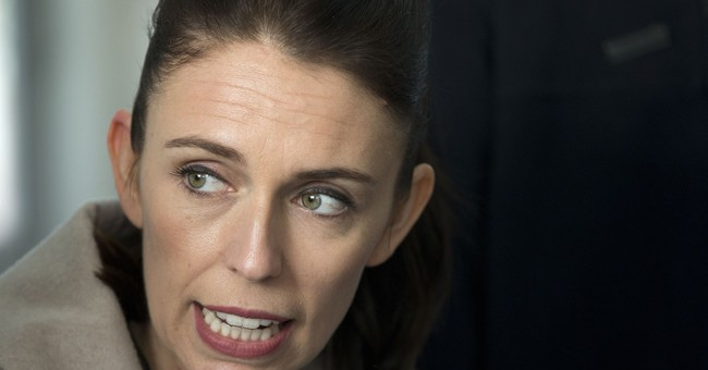 The Latest: Ardern says its 'honor and a privilege' to lead
