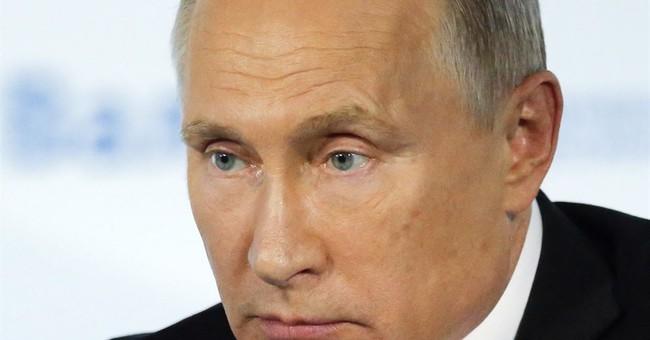 Russia's Putin: Trump's foes have blocked his agenda