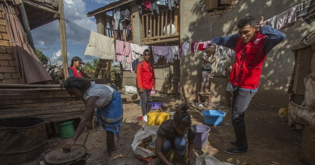 UN says plague cases in Madagascar almost doubled in 5 days