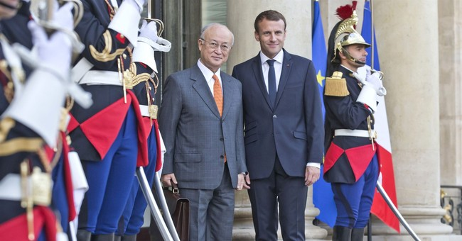 France committed to Iran nuclear deal despite Trump decision