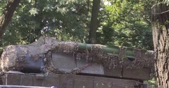 MH17 investigators appeal for information about Buk photo