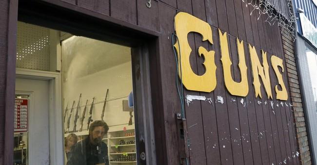 Vegas shooting doesn't change opinions on guns: AP-NORC poll