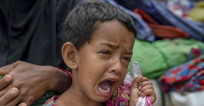 UNICEF: Rohingya children refugees face 'hell on earth'