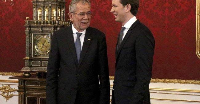 Kurz tasked with forming new Austrian government