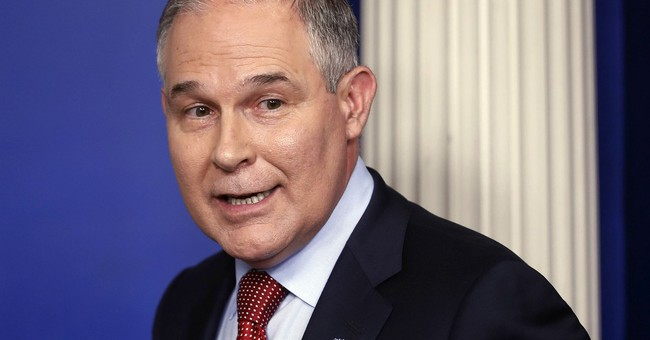 Senators press Pruitt for concessions on biofuels mandate