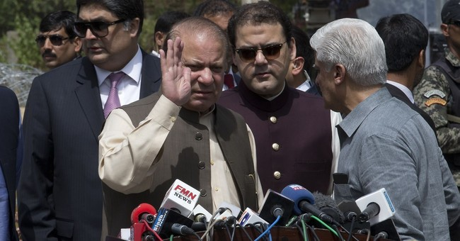 Pakistani court indicts ex-PM Sharif in 3rd corruption case