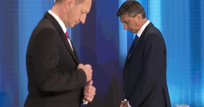 Slovenia: Instagram-loving incumbent leads presidential race