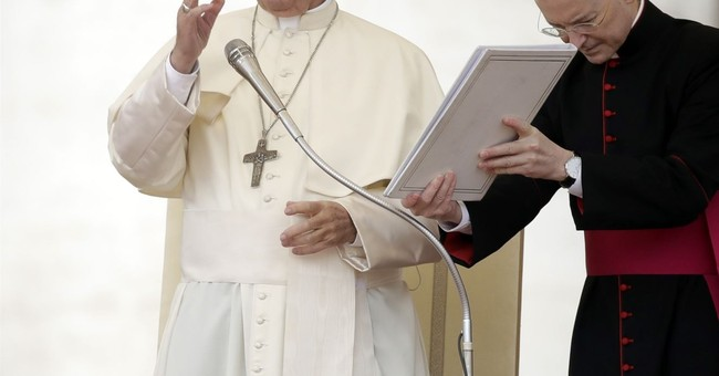 Pope sends rare condolence after Malta journalist is slain