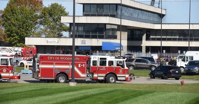 Police: Ford worker killed himself at Detroit-area factory