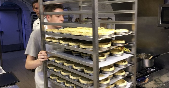 Butter shortage in France amid global demand for pastries