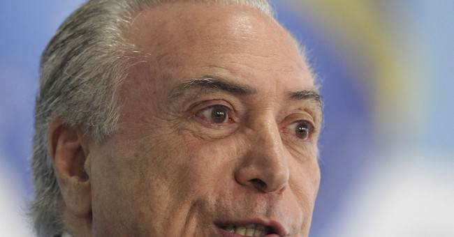Brazil's president has partial coronary obstruction