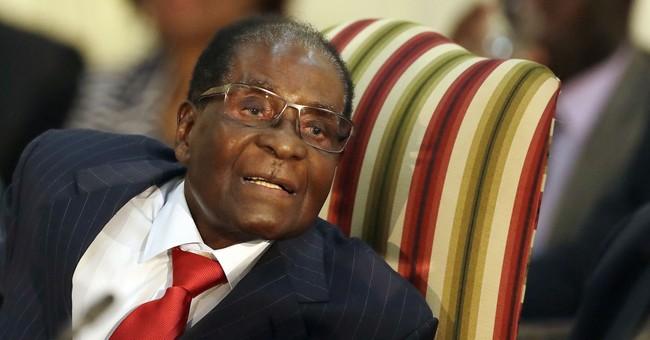 WHO chief selects Zimbabwe's Mugabe as 'goodwill ambassador'