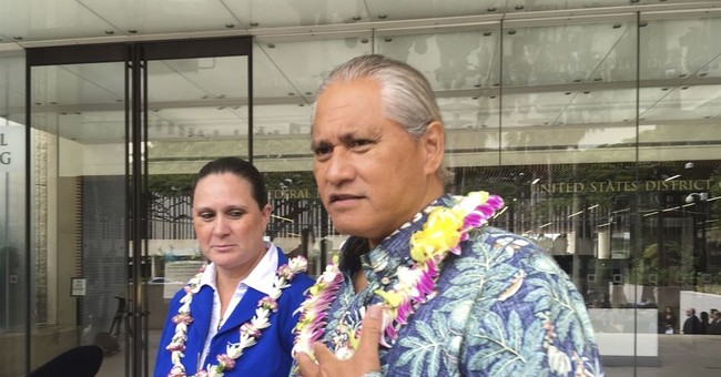 The Latest: Ex-Honolulu police chief looks forward to court