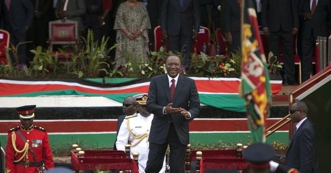 Kenya's leader urges peace ahead of vote as tensions rise