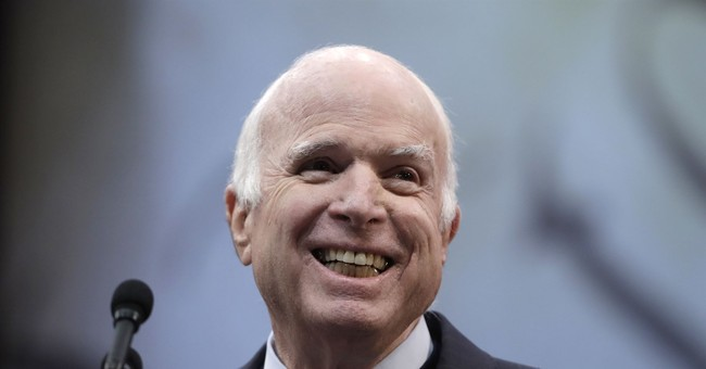 John McCain memoir, 'The Restless Wave,' coming in April