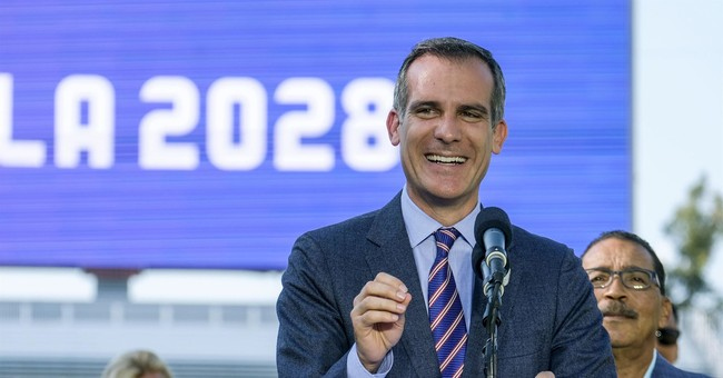 Mayor Garcetti taking his Los Angeles gig national