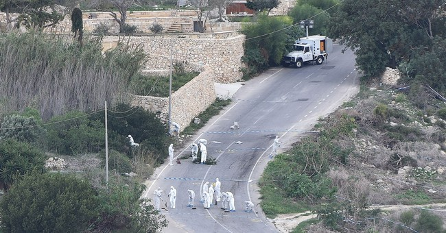 Malta offers $1.18 million to discover who killed reporter