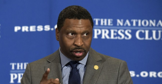 APNewsBreak: NAACP names new leader for more active future