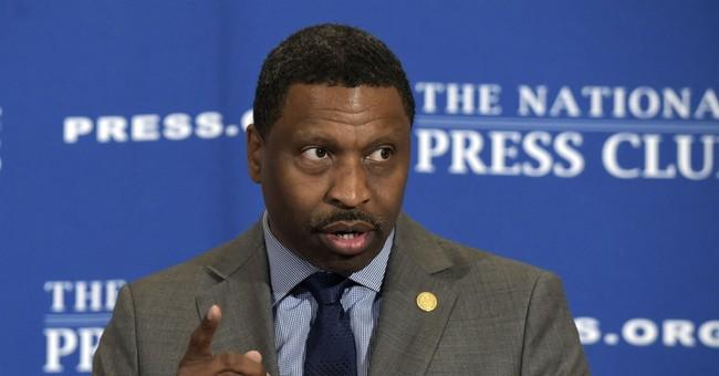 APNewsBreak: NAACP names new leader for more active future