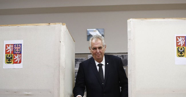 The Latest: Czech vote sees big win for populist billionaire