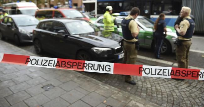 The Latest: No terror motive seen in Munich stabbings