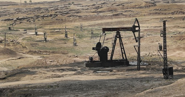 US-backed forces take Syria's largest oil field from IS
