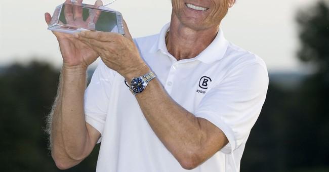 Bernhard Langer eagles final hole to win in Richmond