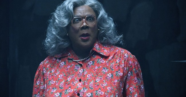 A scary box office weekend for everyone but Tyler Perry