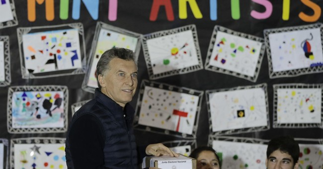 Correction: Argentina-Elections story