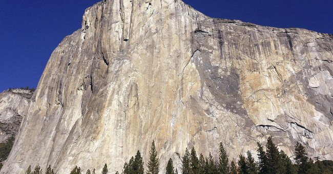 Climbers set speed record on Yosemite's Nose of El Capitan