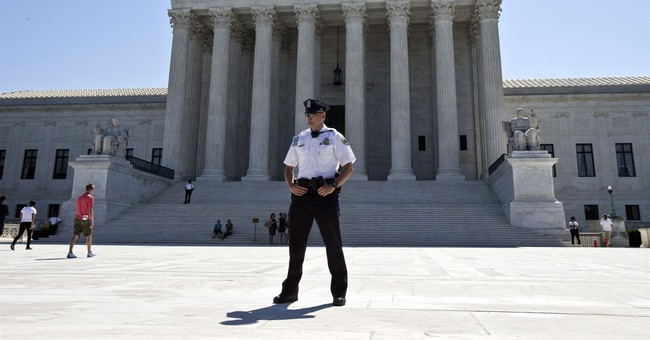SUPREME COURT NOTEBOOK: Justices' security focus of lawsuit