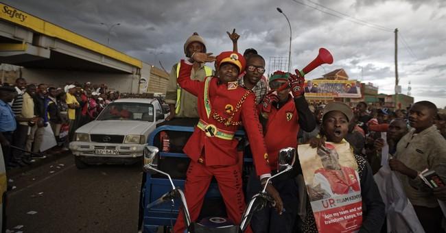 Kenya president says polls must be this week, despite doubts