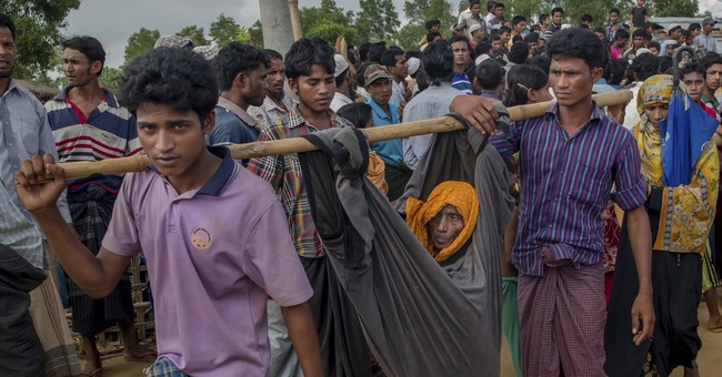 Jordan's queen urges more global response to help Rohingya