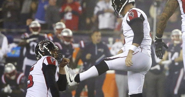 Super Bowl malaise not plaguing Falcons? Want to bet?