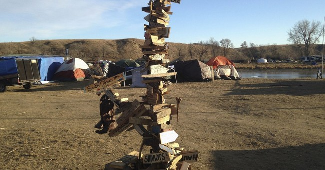 Smithsonian museum to exhibit post from pipeline protest