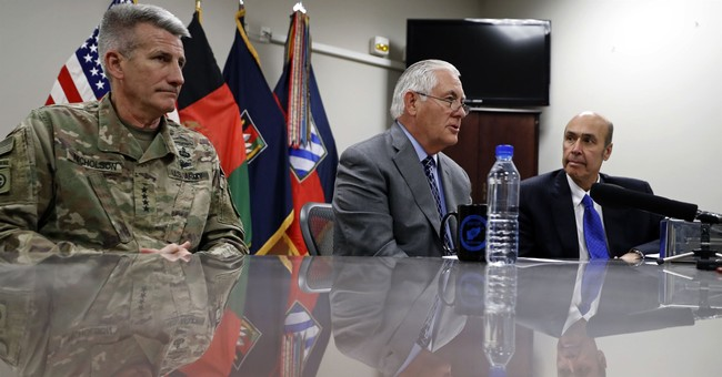 Tillerson says room for Taliban in Afghan government
